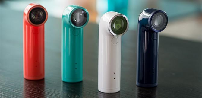 HTC, wat ga je doen met de RE-camera?