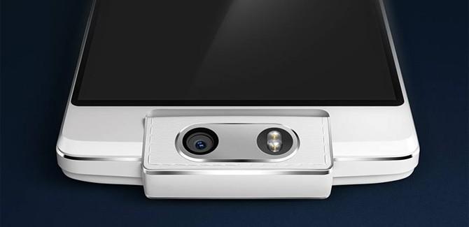 Oppo N3 smartphone heeft camera met een motor