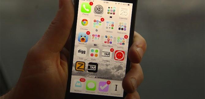 Wat zeggen apps over iemand? De onthullingen van #Homescreen