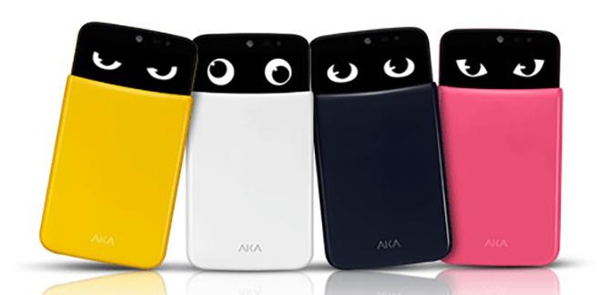 Briljant: LG Aka smartphones hebben persoonlijkheid