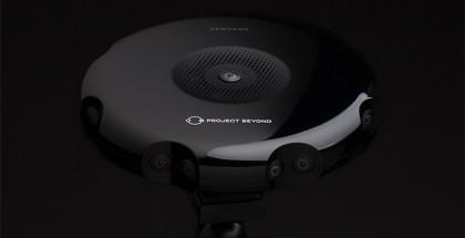 Samsung gear 360 in aantocht