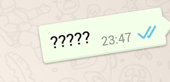 Whatsapp maakt einde aan blauwe vinkjes
