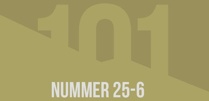 Draadbreuk top 101 van 2014: 25 t/m 6
