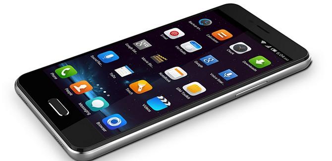 De Elephone P500 smartphone heeft iets dat iedereen wil