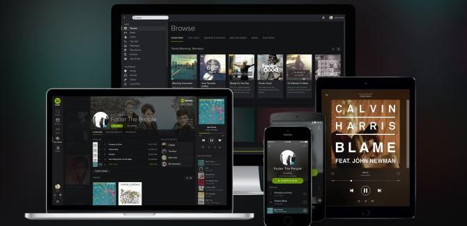 Welke muziek luisterden we dit jaar op Spotify?