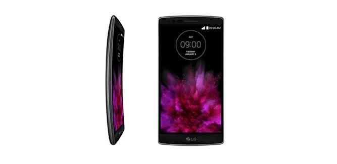 LG G Flex 2 buigt nog meer