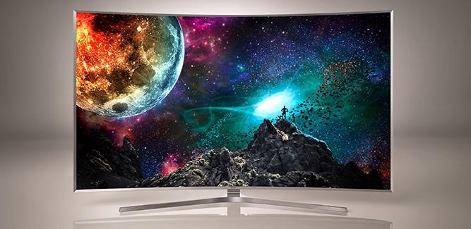 Samsung CES 2015 tv