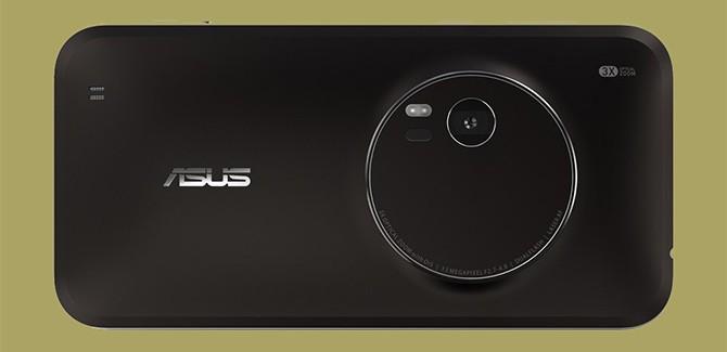 Asus probeert het ook: optische zoom in smartphone cam