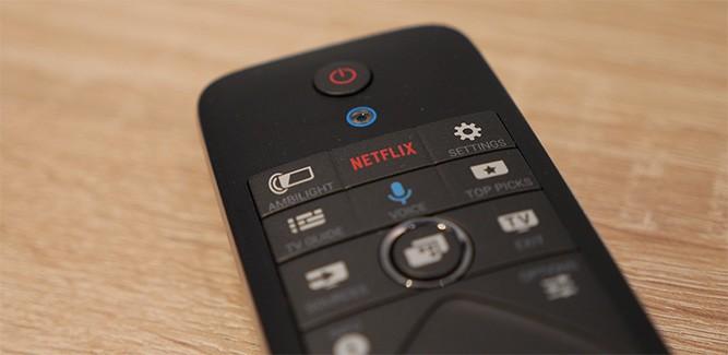 Een Netflix-knop op je afstandsbediening