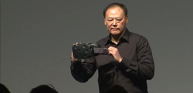 HTC en Valve tonen VR-headset: de HTC Re Vive