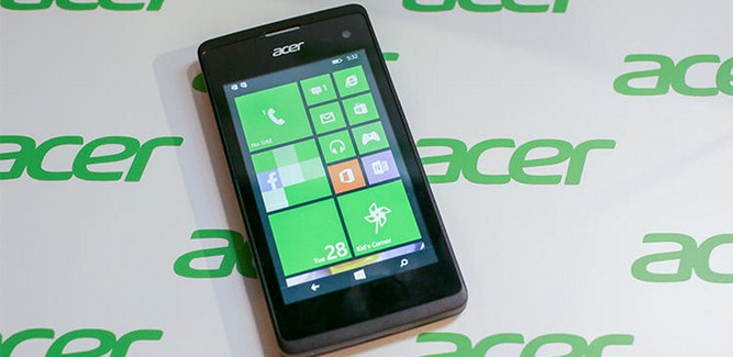Acer Liquid M220 vs. Samsung Galaxy S6 Edge