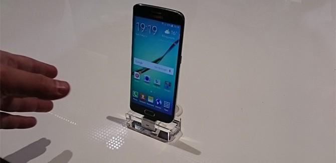 Hands-on: Samsung Galaxy S6 en S6 Edge zetten in op design