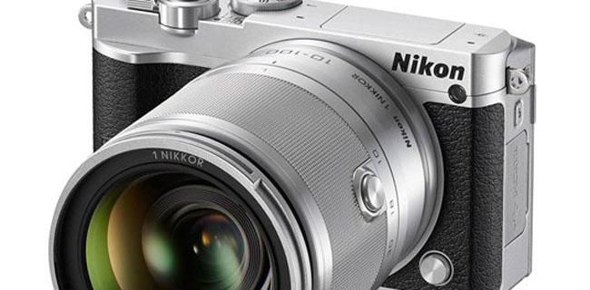 Nikon 1 J5 dankzij 4K-filmfunctie Oerlemans-proof