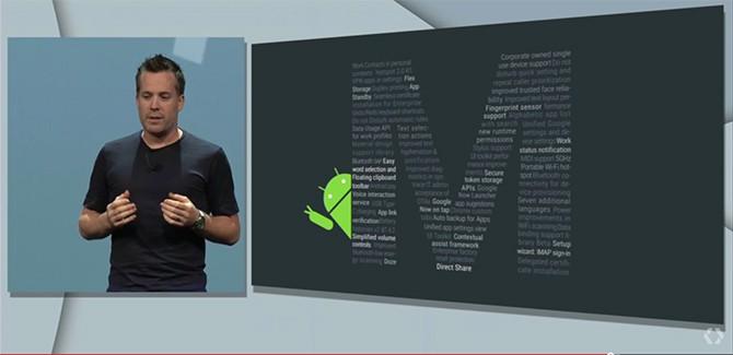 Android M: dit is er nieuw