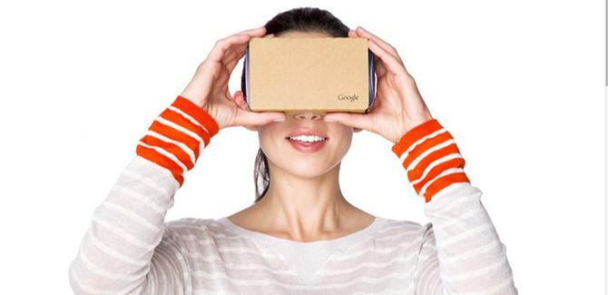 Google's volgende VR stap: Jump en nieuwe Cardboard