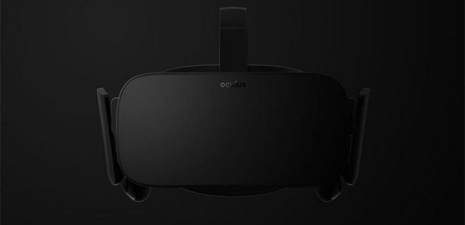 Hij is eindelijk af: Oculus Rift begin 2016 te koop