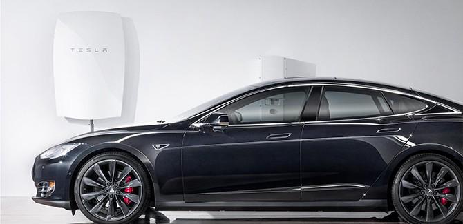 Tesla Powerwall redt je pizza