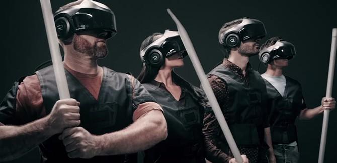 The Void: virtual reality spookhuis garandeert een broek vol