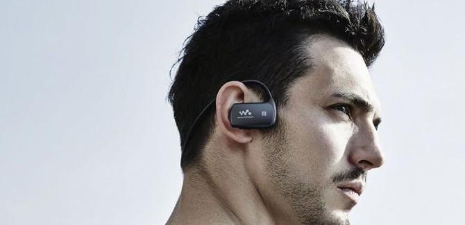 Review Sony NWZ-WS613: fijn, maar je loopt aardig voor lul