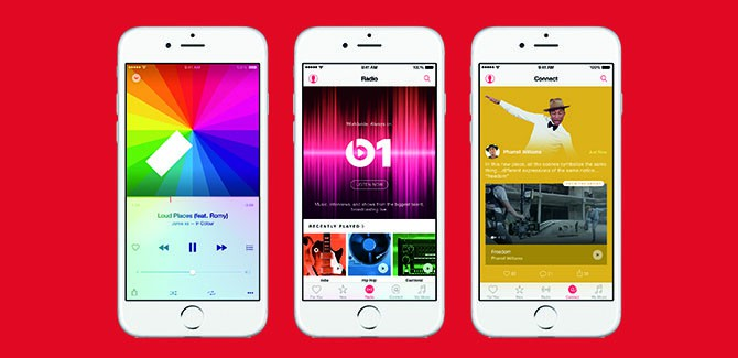 Apple Music vs Spotify: 'Oh, ok'
