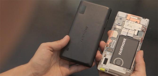 Fairphone 2 preview: doe-het-zelf smartphone [video]