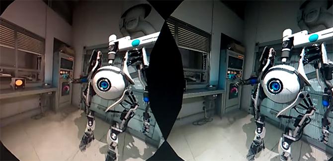 Deze VR-demo van Valve moet je vooral niet kijken