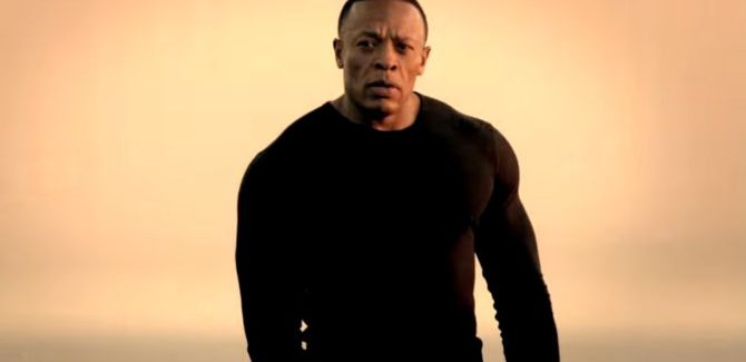 't Wereldje (98) met digitaal lachen, Beats 1 en Dr. Dre!