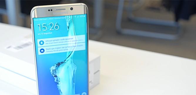 Samsung Galaxy S6 Edge+ preview: lekker en groot [video]