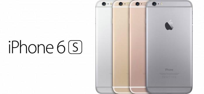 Dit is de Apple iPhone 6S