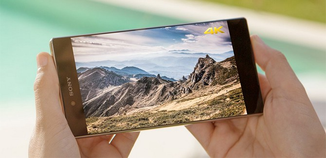 Draadbreuk's verdict: 4K op de Sony Xperia Z5 Premium