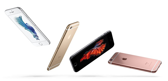 Dit is onze Apple iPhone 6S launch-day post