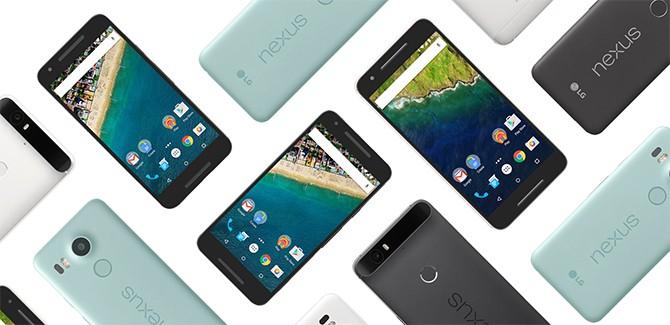 Google's goodies: dit zijn de Nexus 6P en Nexus 5X