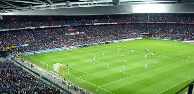 Hier kun je live Feyenoord – Ajax kijken
