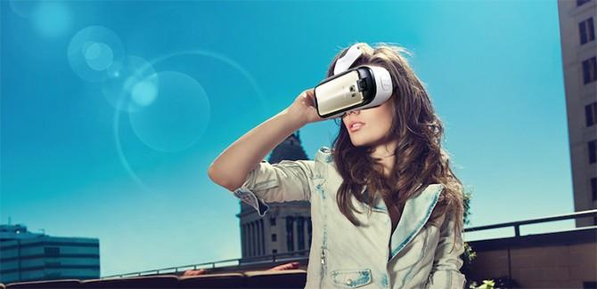 Samsung Gear VR-headset in Nederland te koop