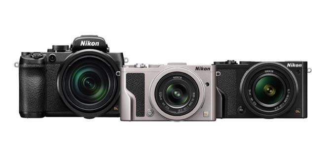 Nieuwe serie compacts van Nikon
