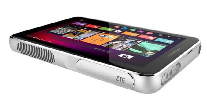 ZTE presenteert leipe beamer-tablet: Spro Plus