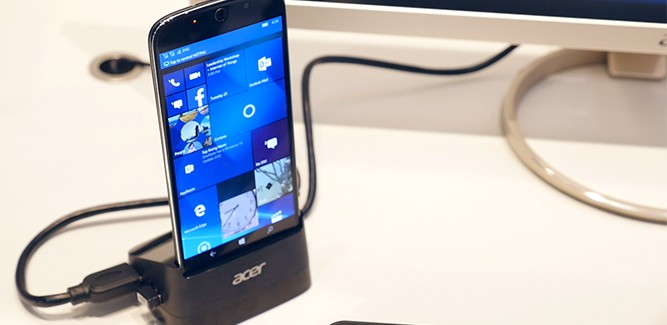 Acer Liquid Jade Primo geeft Windows 10 Continuum een kans (video)