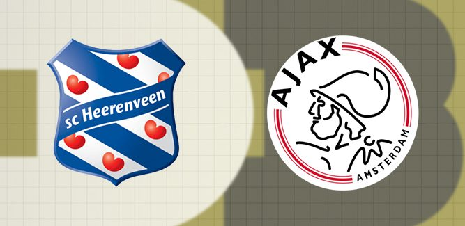 SC Heerenveen – Ajax gratis kijken op je mobiel