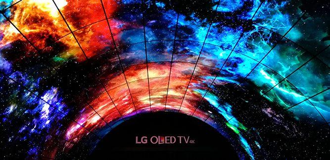 LG tunnelbioscoop: beter dan iMAX