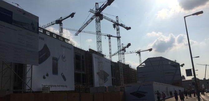 Gerucht: Samsung komt met vierkante Fold