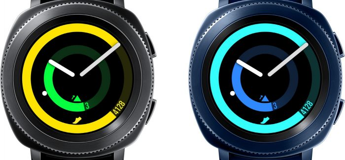Holladiee! Samsung presenteert nieuwe wearables