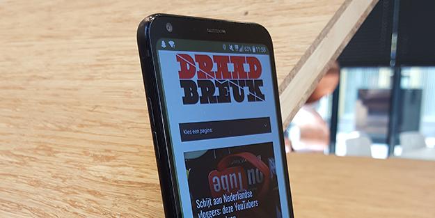 Drie smartphonetrends die je in de gaten moet houden