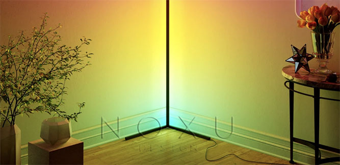 Noxu Kona Floor Lamp